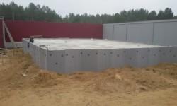 бетонные работы